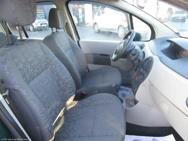 Renault MODUS 1.2 16V PACK AUTHENTIQUE