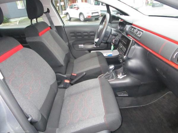 Citroën C3 PURE TECH 110CV EAT6 FEEL