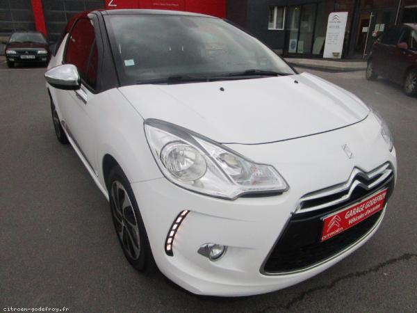 Citroën DS3 1.6 HDI 90ch EXECUTIVE
