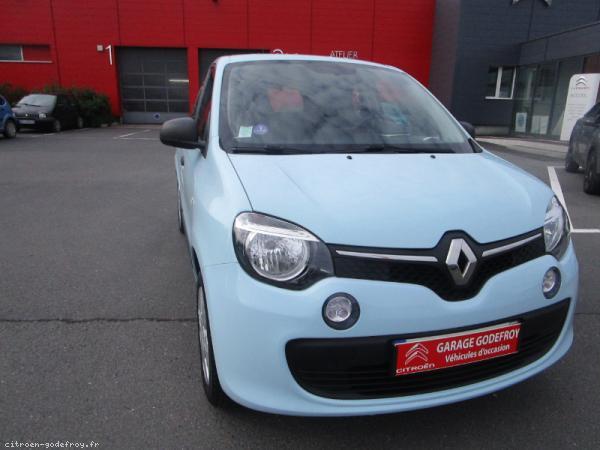 Renault TWINGO III 1.0 SCE 70cv LIFE