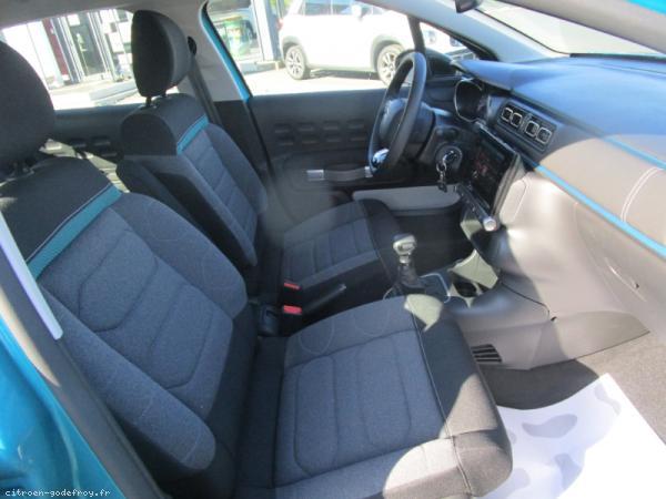 Citroën C3 III PURE TECH 110cv SHINE