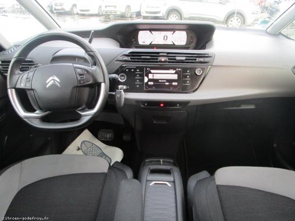 Citroën GRAND C4 PICASSO BLUE HDI 120CV EAT6 BUSINESS